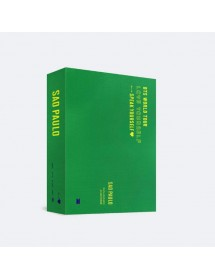 [DVD] BTS WORLD TOUR CONCERT 'LOVE YOURSELF : SPEAK YOURSELF' SAO PAULO DVD