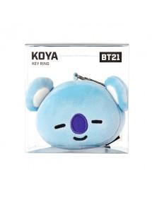 [BT21] BTS KOYA FACE Keyring (10cm)