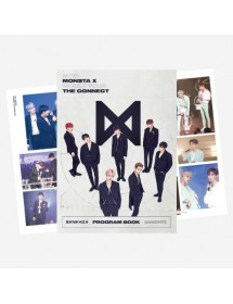 MONSTA X - PROGRAM BOOK ('THE CONNECT' MD)