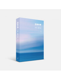 [BOOK] BTS - 花樣年華 (THE MOST BEAUTIFUL MOMENT IN LIFE) THE NOTES 1 [JAPANESE Ver.]