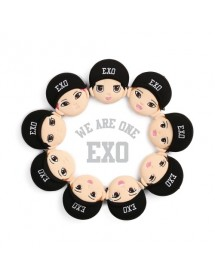 EXO - CHARACTER POUCH