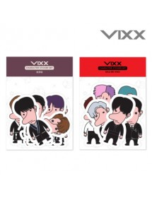 VIXX - COVIXX STICKER SET