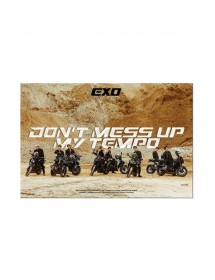 [POSTER] EXO 5th Album - DON'T MESS UP MY TEMPO Official Poster (ANDANTE Ver.)