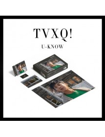 U-KNOW YOONHO - OFFICIAL PUZZLE PACKAGE
