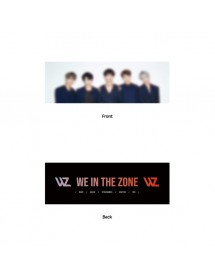 WE IN THE ZONE - SLOGAN ('DEBUT SHOWCASE' MD)