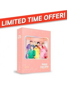 [TIME DEAL] BTS 4TH MUSTER 'HAPPY EVER AFTER' DVD (3 DISC)