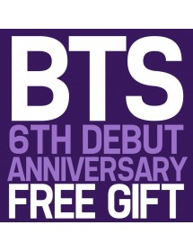 [FREE GIFT] Celebrating BTS Debut 6th anniversary