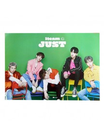 [POSTER] 1TEAM 2nd Mini Album - JUST Official Poster
