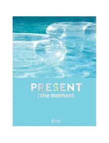 [BOOK] EXO - PRESENT : THE MOMENT (PHOTOBOOK)