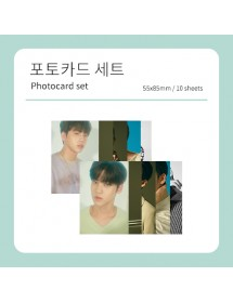 KIM KOOK HEON & SONG YU VIN - PHOTOCARD SET ('THE PRESENT' MD)