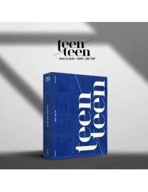 TEEN TEEN 1st Mini Album - VERY, ON TOP CD