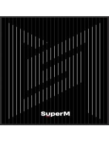 SuperM 1st Mini Album - 'SuperM' CD