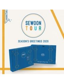JUNG SEWOON 2020 SEASON'S GREETINGS