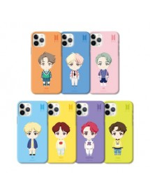 BTS - CHARACTER STANDING SLIM FIT CASE